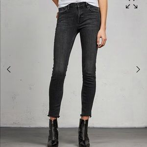 All saints grace skinny jeans